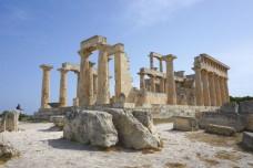 Aegina-vakantie-tempel-Afaia-600
