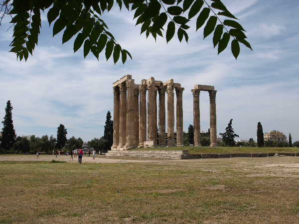 Athene-Tempel-Olympian-Zeus-600