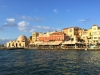 Chania-Kreta-Venetiaanse-haven-Turkse-moskee-600