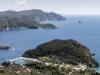 Corfu-vakantie-Paleokastritsa-schiereiland-baai-600