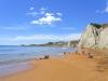 Kefalonia-Xi-beach-vakantie-600
