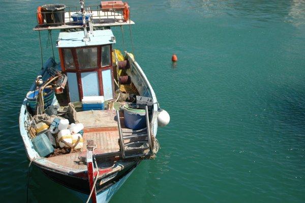 Kreta-Heraklion-vissersboot-haven-600