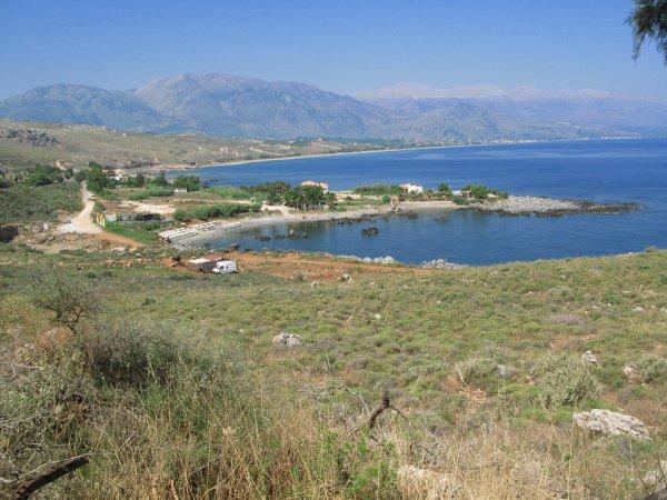 Kreta-Chania-uitzicht-baai-600