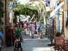 Limnos-Griekenland-Myrina-oude-stad-winkels-600