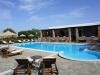 Parosland hotel het zwembad