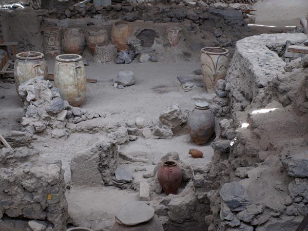 santorini-akrotiri-potten-griekenland