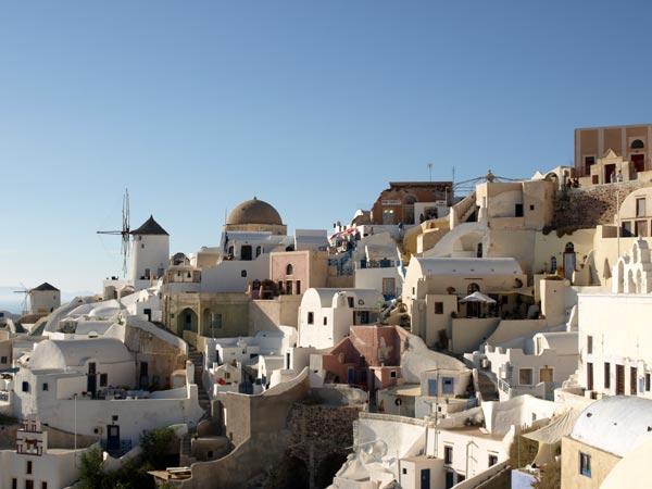 santorini-oia-windmolen-griekenland