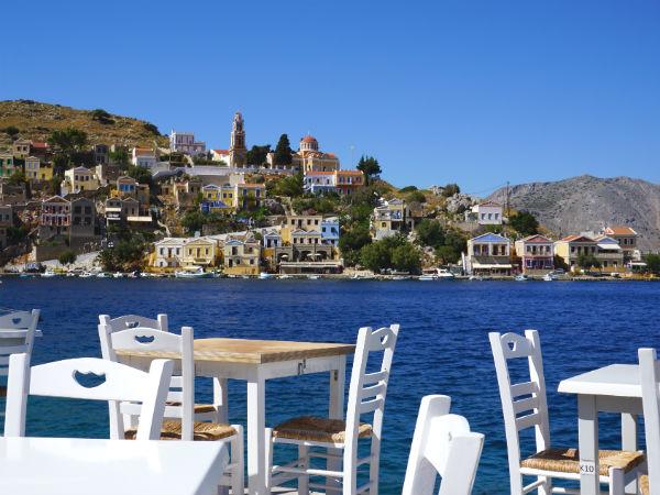 Symi Foto S Foto Album Vakantie Griekenland Net