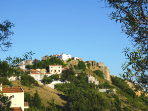 Alonissos oude stad