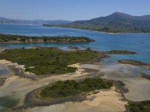Lichadonisia eilanden bij Evia
