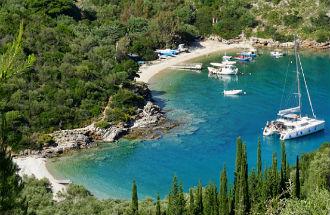 Ithaki vakantie in Griekenland