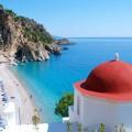 Karpathos vakantie Kyra panagia beach