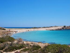 Karpathos Diakoptis beach