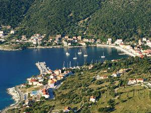 Agia Efimia op Kefalonia tijdens vakantie