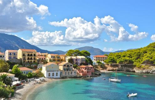 Kefalonia Vakantie Informatie En Tips Griekenland Net