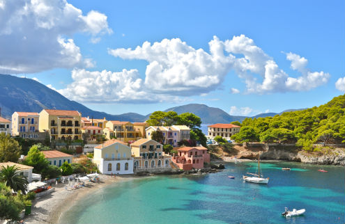 Kefalonia vakantie Griekenland