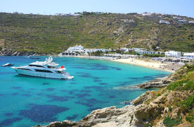 Mykonos vakantie Griekenland