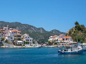 Kokkari op Samos