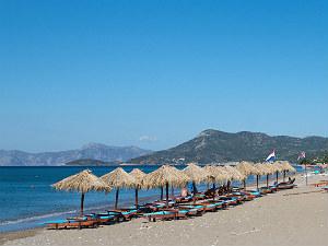 Votsalakia strand op Samos