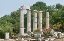 Nike Tempel op Samothraki