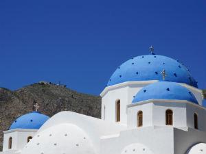 Santorini vakantie in Perissa
