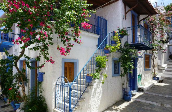 Skiathos Vakantie Informatie En Tips Griekenland Net