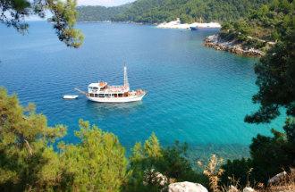 Thassos vakantie in Griekenland