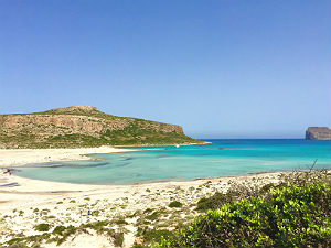 Reizen in Griekenland op Kreta