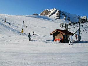 Skiën in Griekenland bij het Parnassos skicenter