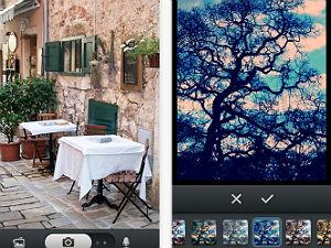 Camera app vakantie Griekenland