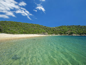 Ammouliani eiland Chalkidiki