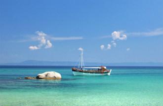 Chalkidiki vakantie in Griekenland