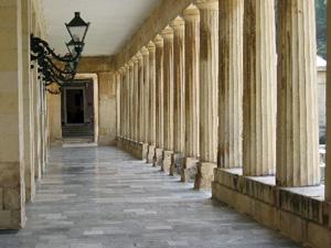 Corfu Kerkyra het kasteel