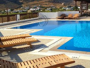 Appartementen Griekenland