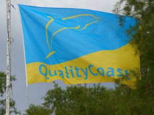 Quality Coast vlag Griekenland