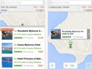 Griekenland vakantie apps Tripadvisor