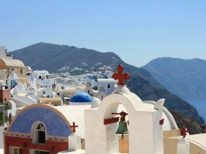 Griekenland vakantiebestemmingen Oia