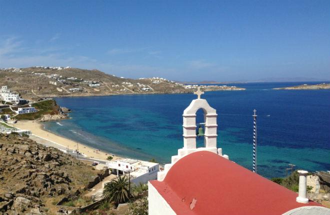 vakantiebestemmingen Griekenland top 10