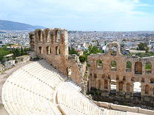 Griekenland vakantiebestemmingen Athene