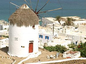 Griekenland vakantiebestemmingen Mykonos