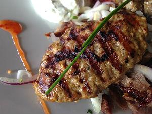 griekse gerechten vlees