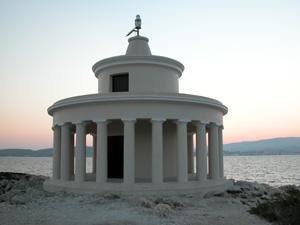 Kefalonia Argostoli de Napier vuurturen