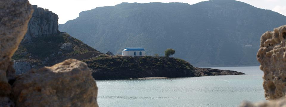 Kos vakantie eilandje