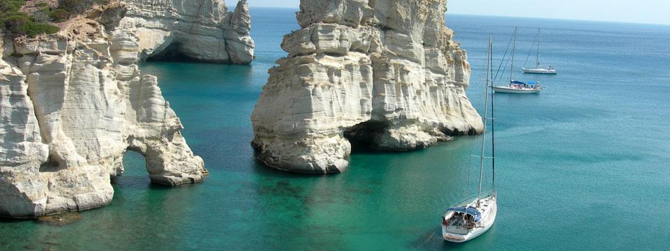 Milos vakantie Kleftiko griekenland header.jpg