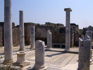 Mykonos het eiland Delos