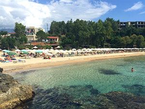 Peloponnesos vakantie in Stoupa