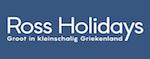 Griekenland vakantie Ross Holidays logo