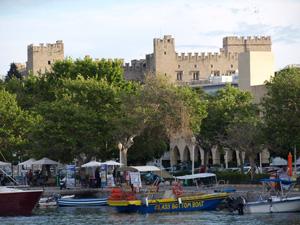 Rhodos de prachtige oude stad