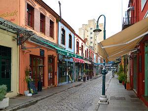 Thessaloniki-vakantie-Ladadika-straat-300