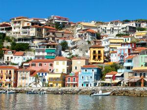 Vakantiebestemmingen Griekenland Parga
